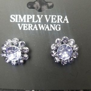 Simply Vera Wang purple flower posts
